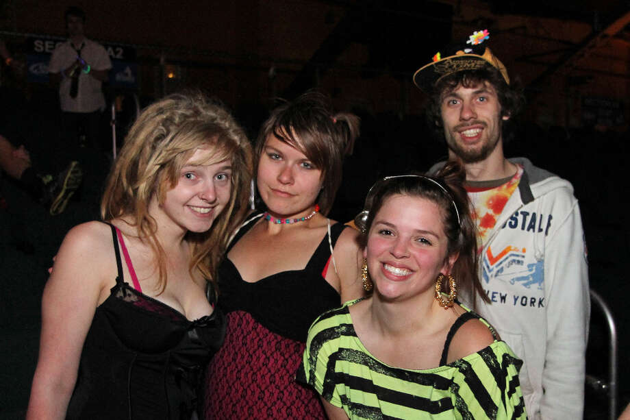 Were You Seen at the Masque-Rave Dance Party at the Washington Avenue Armory on Friday, April 27, 2012? Photo: Brian Tromans