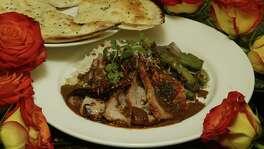 Pork Vindaloo at Indika.