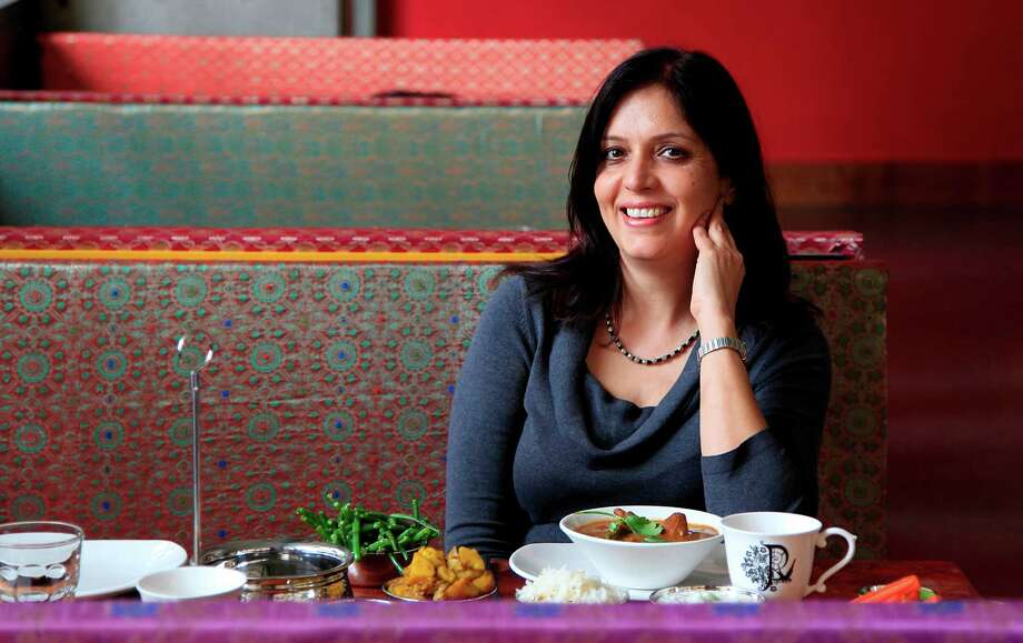 After 15 years as chef/owner of Indika in Montrose, chef Anita Jaisinghani has sold her interests to another company. She plans to concentrate her efforts on her Pondicheri brand.  Photo: Mayra Beltran / Houston Chronicle