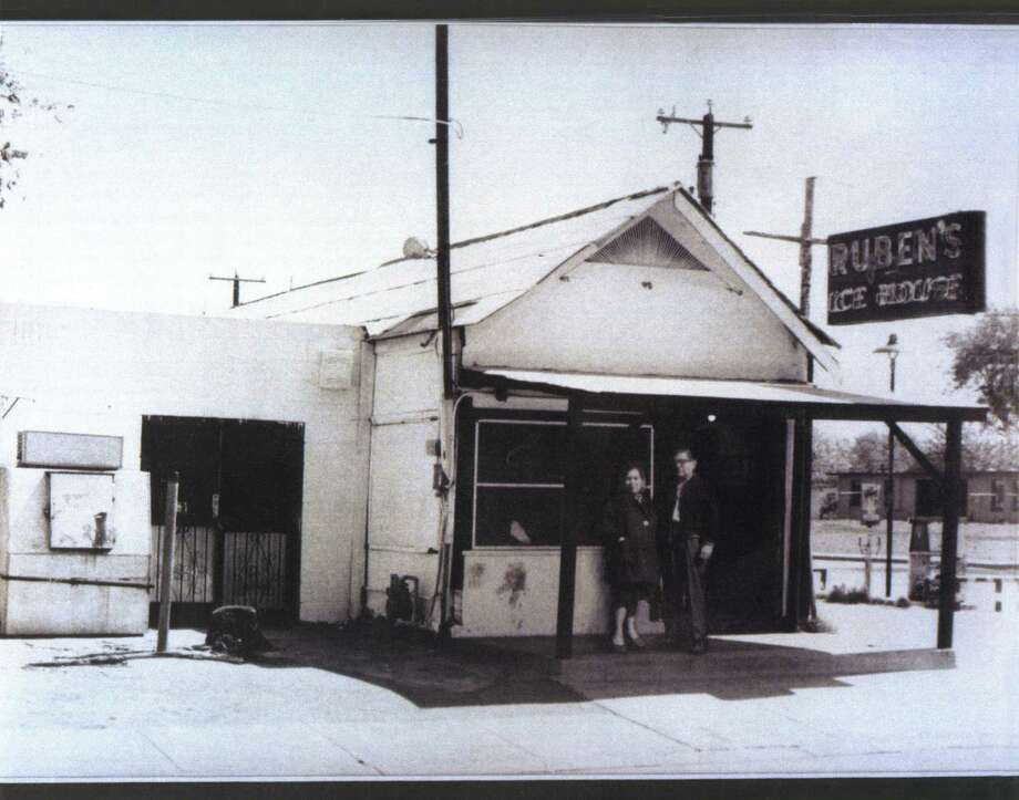 Paseo Por El Westside, a free event this Sunday will feature walking tours of historic structures like the former Ruben's Ice House on Brazos Street. Photo: 2001 SNOWBOUND, ALL RIGHTS RESERVED, Courtesy Photo