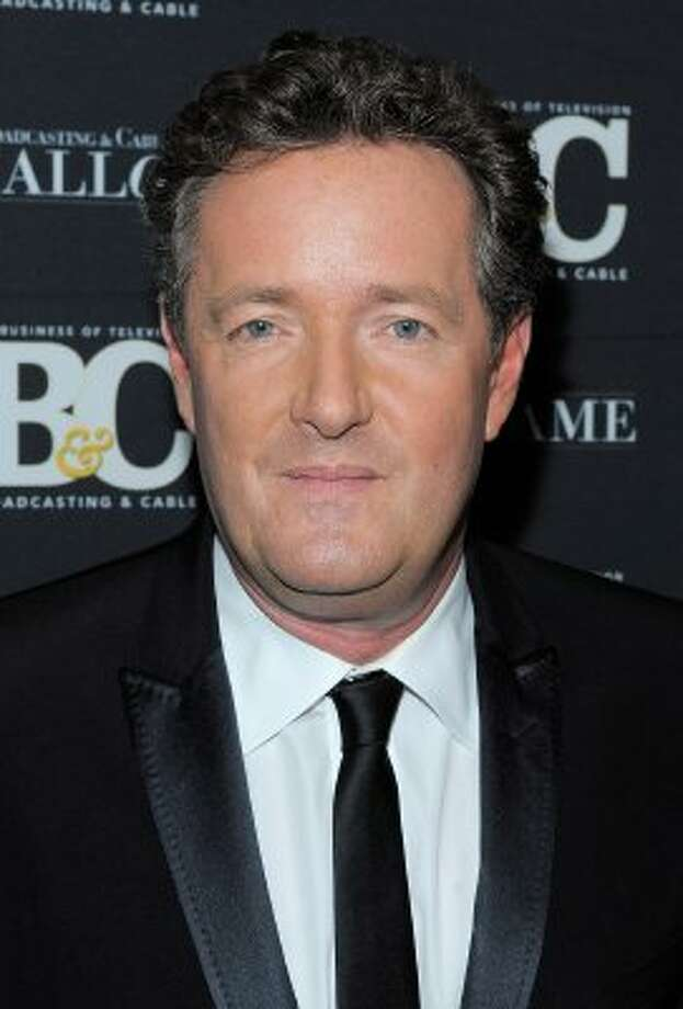 Media personality Piers Morgan.