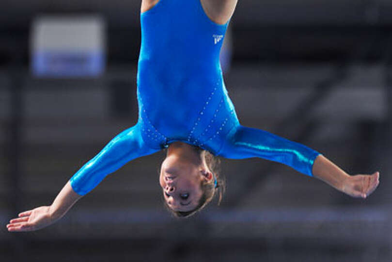 Newton native Savannah Vinsant, 18, has qualified for the 2012 U.S. Olympics in gymnastics.