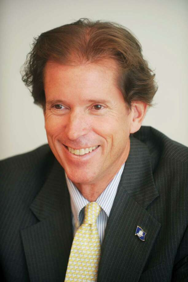 Republican state Sen. L. Scott Frantz, R-36th District, Oct. 5, 2010. Photo: Helen Neafsey, ST / Greenwich Time