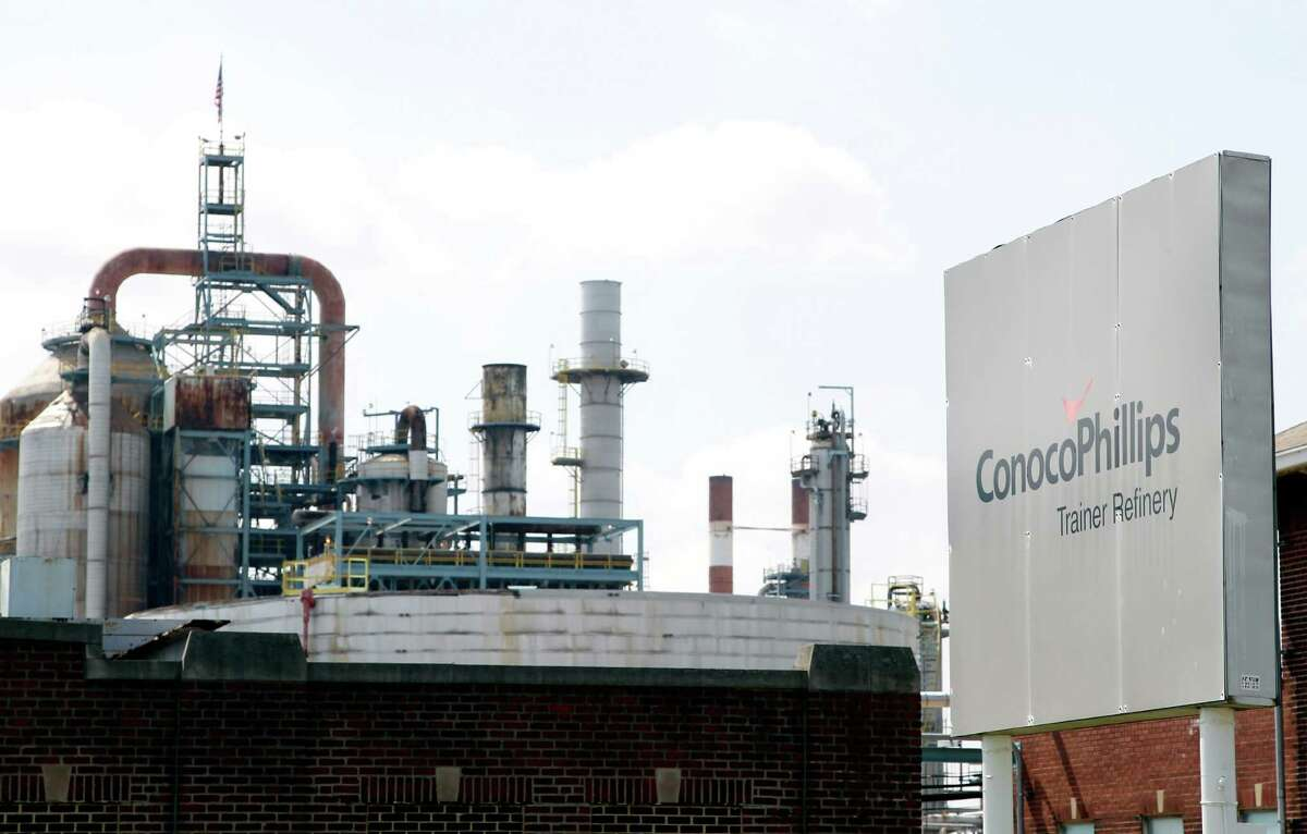 Delta Air Lines has agreed to buy this former ConocoPhillips refinery near Philadelphia. See story on Page B9.