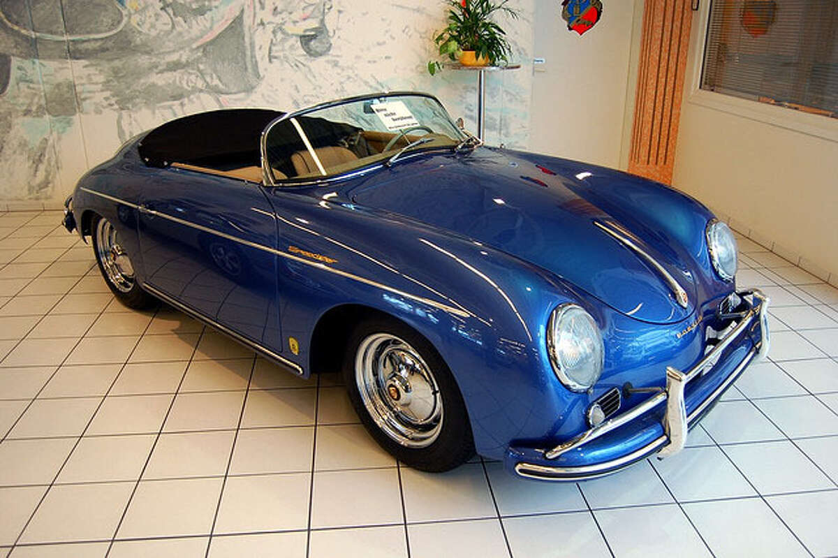 1957 Porsche Speedster: Michael Beattie. (Flickr.com/stephenhanafin)