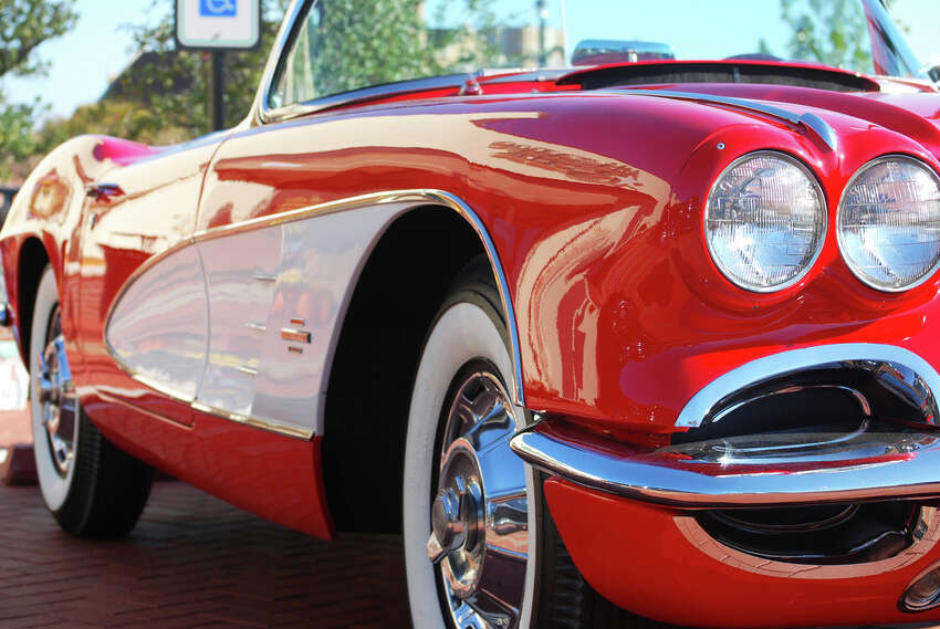 According to Greenwich tax records, these are some of the vintage cars and motorcycles registered in town. (All photos are stock photos of the model on the tax rolls) 1961 Chevrolet Corvette: Farhad Hakim. (Flickr.com/Tammy McGary)