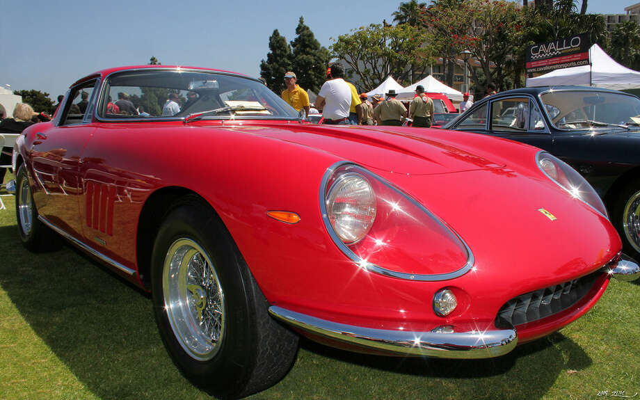 1967 Ferrari 275 GTB4: Henry Miller. (Flickr.com/Rex Gray) Photo: Contributed Photo