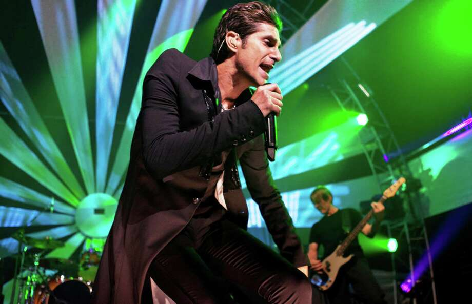 Perry Farrell, Jane's Addiction front man Photo: Courtesy EMI Music