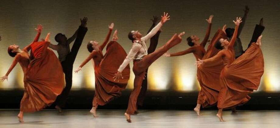 Dallas Black Dance Theatre will perform at the Carver Community Cultural Center. Courtesy Dallas Black Dance Theatre.