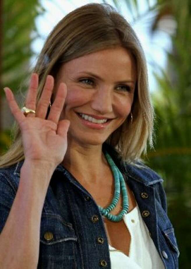 """Cameron Diaz was actually quite athletic in """"There's Something About Mary."""""""