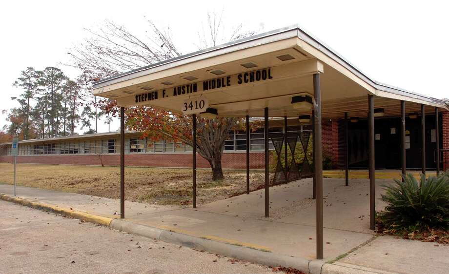 BISD Police are investigating allegations of assault at Stephen F. Austin. Middle School. File Photo Photo: Pete Churton / Beaumont
