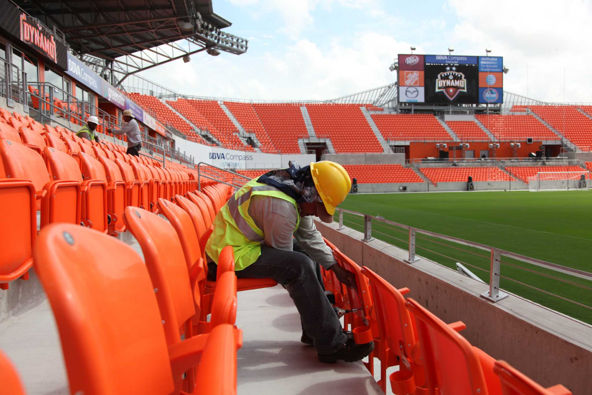 Dynamos Seat Selections Will Have Fans Sitting Pretty