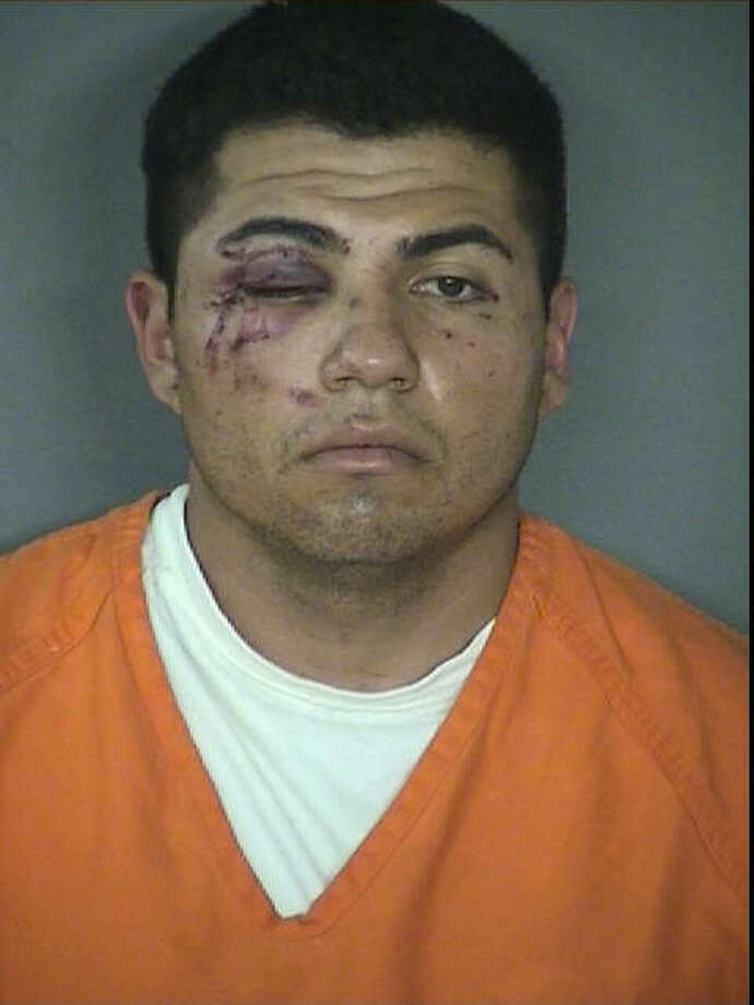A July 2010 booking photo of Jacob Perez, now 24, who drove the wrong way on U.S. 90 and crashed into two vehicles, killing one person and injuring four others. Perez's attorneys are seeking probation. Photo: Courtesy Photo