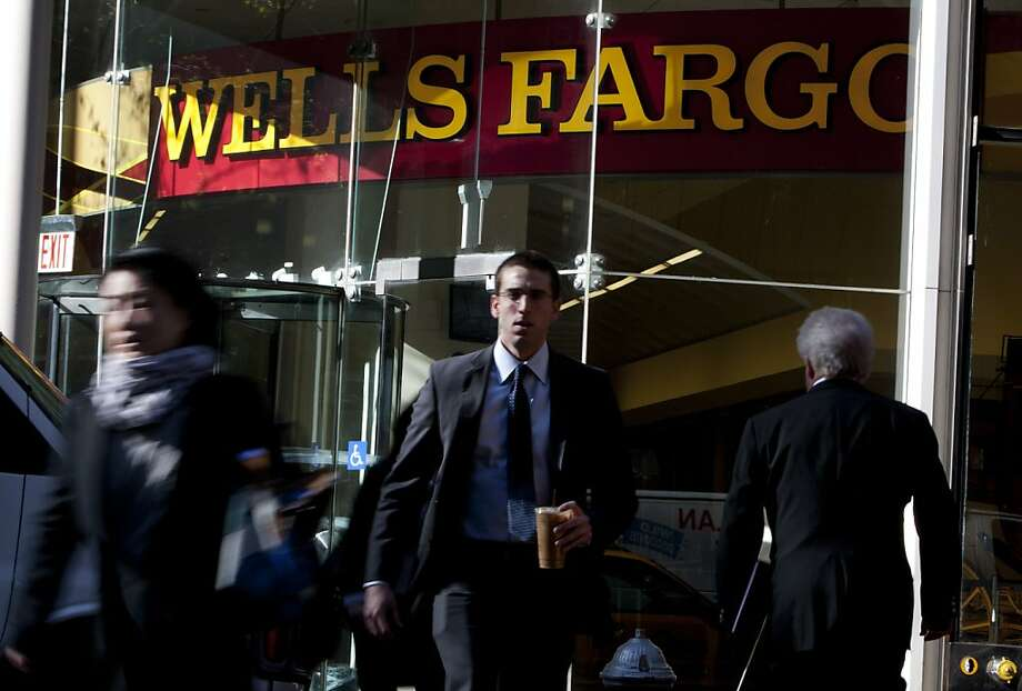 Wells Fargo has credited good service for its growth in market share. Some critics say the bank's control of 1 in 3 U.S. mortgages could hurt consumers. Photo: Scott Eells, Bloomberg