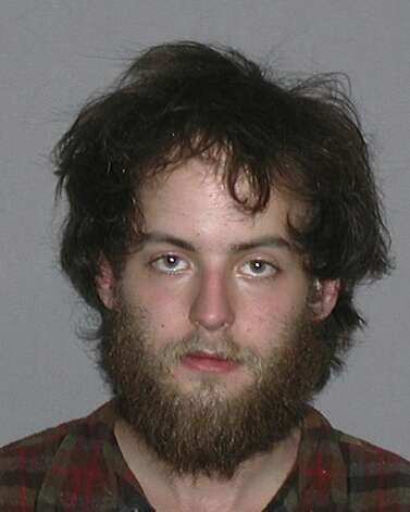 In this undated photo released by the FBI shows Connor Stevens.  He is one of five men, at least three of them anarchists, accused by the FBI of plotting to blow up a bridge near Cleveland, but there was no danger to the public because the explosives were inoperable and were controlled by an undercover FBI employee, the agency said Tuesday in announcing the men's arrests. (AP Photo/FBI) Photo: Associated Press
