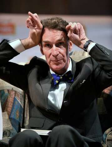 Bill Nye The Science Guy is 57.