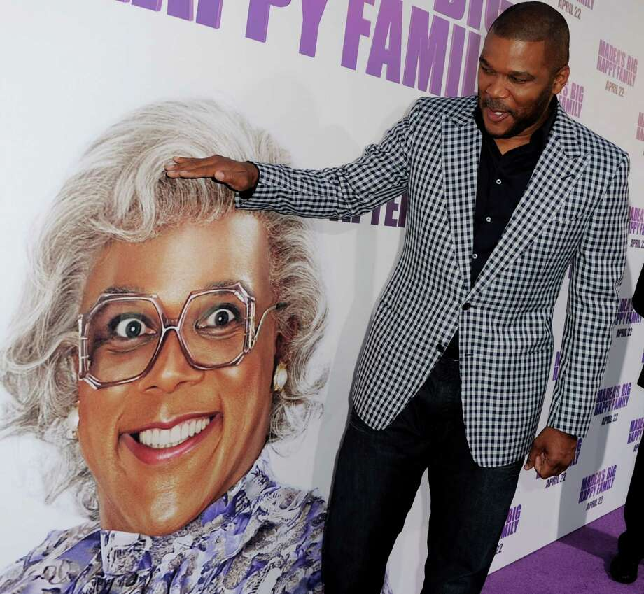 "Tyler Perry's ""Madea Gets a Job"" comes to the Webster Bank Arena At Harbor Yard on Sunday, May 6. Photo: Kevin Winter, Getty Images / 2011 Getty Images"