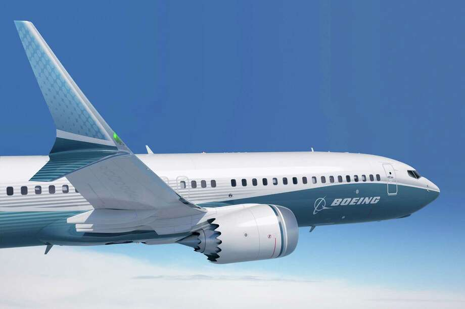 "In May, Boeing unveiled the design for a new ""Advanced Technology Winglet"" for the 737 MAX. It said the new winglet would save up to an additional 1.5 percent in fuel. Photo: Boeing Graphics / Copyright © 2012 Boeing. All Rights Reserved."