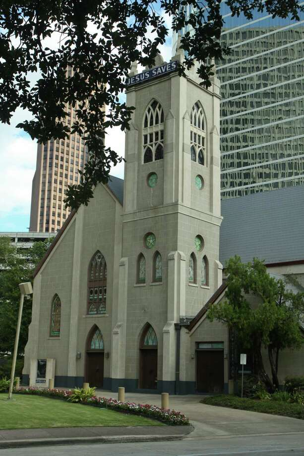 "Arguably Houston's most historic church, Antioch Missionary Baptist was founded by nine former slaves just months after June 19, 1865 (known as Juneteenth, that was the day Texans learned of the Emancipation Proclamation, two years after it was signed by President Abraham Lincoln). The Gothic Revival building was completed in 1879. And though it has many architectural details to admire, its most prominent feature is the neon ""Jesus Saves"" sign.