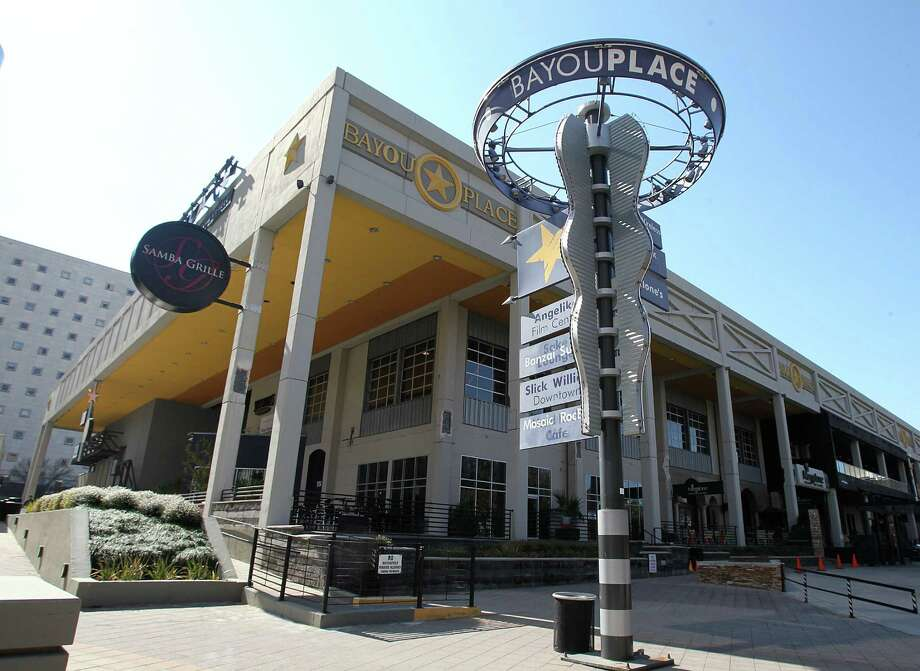 When Bayou Place bowed on New Year's Eve 1997, this entertainment complex opened the floodgates to downtown revitalization. In its previous life, the space was the Albert Thomas Convention Center, which was built in 1965 and languished empty for almost 10 years after the George R. Brown Convention Center opened in the 1980s. Since then, it's had its ups and downs. Thankfully, the addition of Sundance Cinemas and a number of new watering holes has given the center a boost of late.