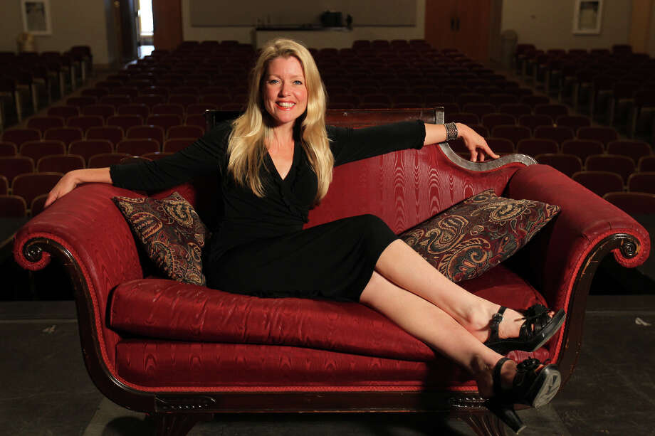 Asia Ciaravino is the new president and CEO of San Pedro Playhouse.