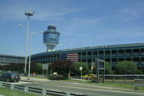 New York's La Guardia Airport ranked fifth among frequent travelers' least favorite airports.