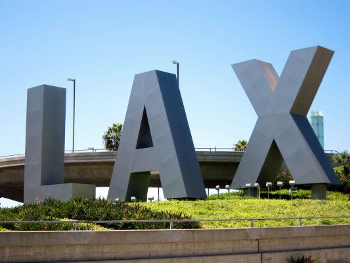 Worst airports: 2. LAX, Los Angeles (sfxeric / Flickr Creative Commons)