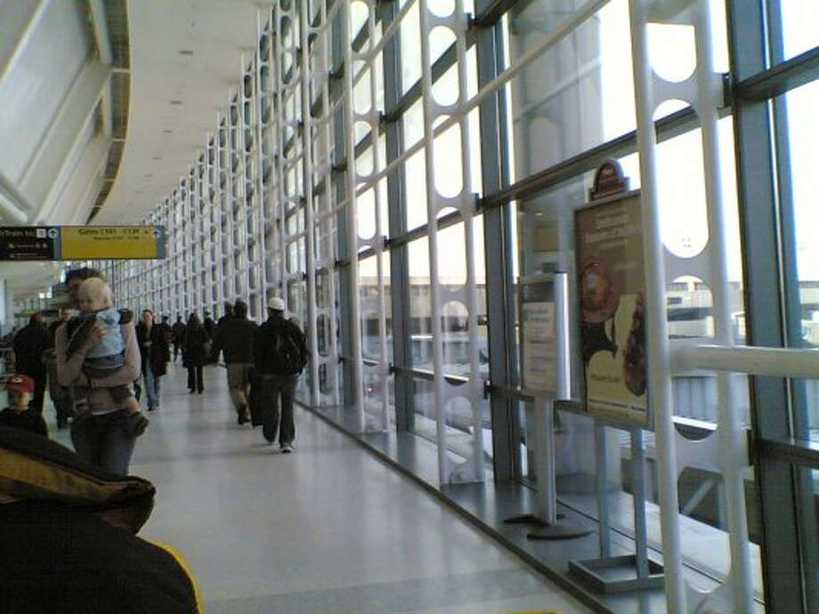 Worst airports: