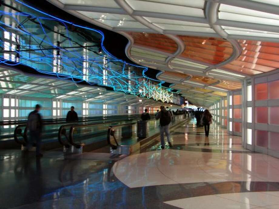 Worst airports: 6. O'Hare, Chicago (markomni / Flickr Creative Commons)