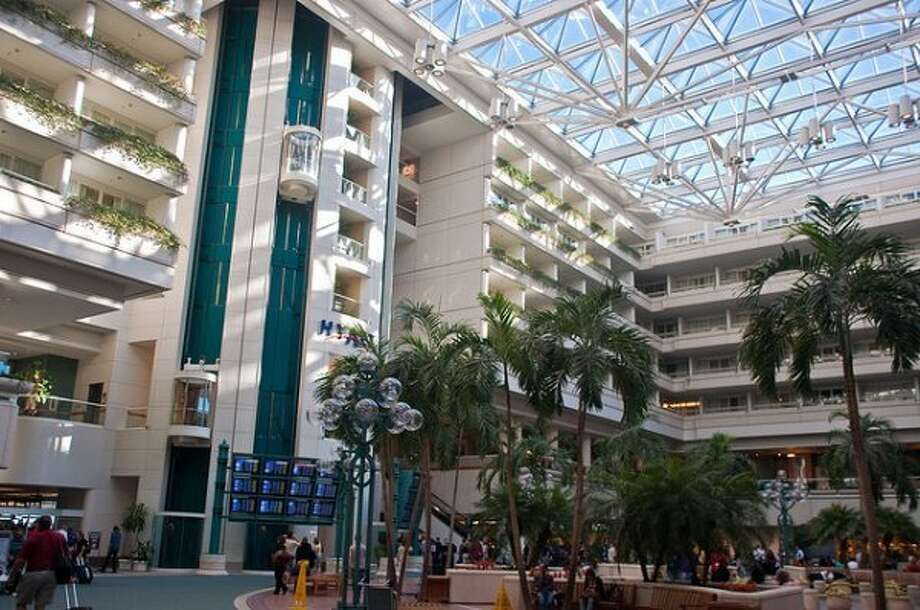 Best airports: 4. Orlando (PhillipC / Flickr Creative Commons)