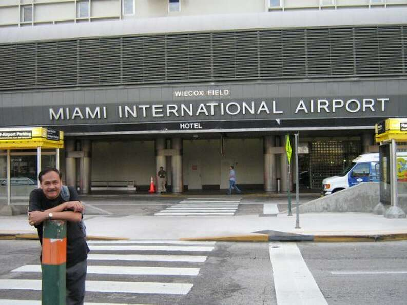 Best airports: 10. Miami (