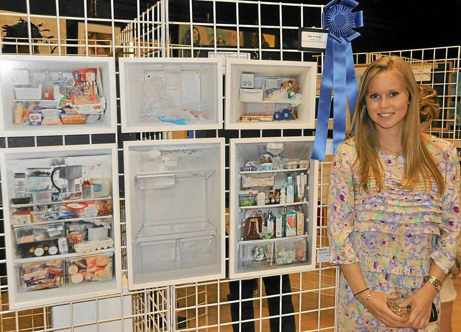 Olivia Robinson, winner of Best in Show at the 2011 show. Photo: Contributed Photo