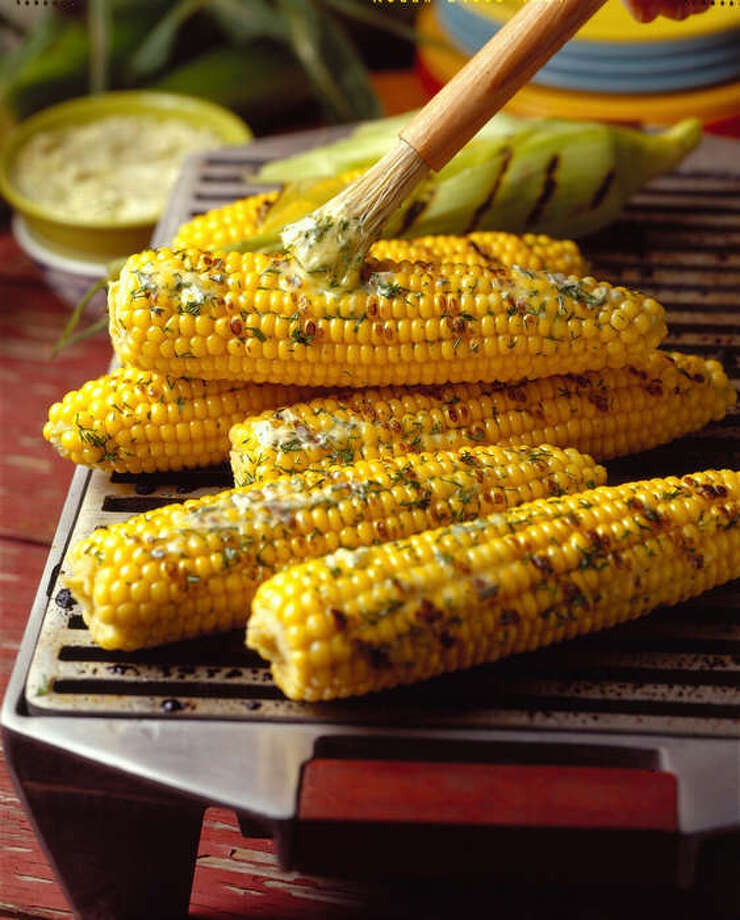 The best way to prepare corn on the cob, according to Stew Leonard's, is by grilling it. Photo: Contributed Photo