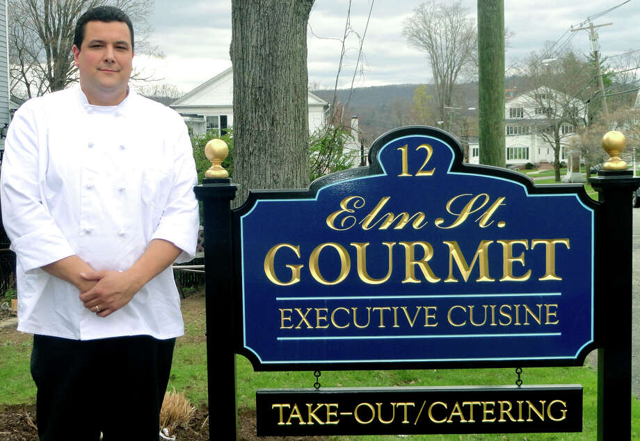 Mike Trudeau has assumed the reins of executive chef at Executive Cuisine in New Milford, April 2012  Courtesy of  Executive Cuisine Photo: Contributed Photo