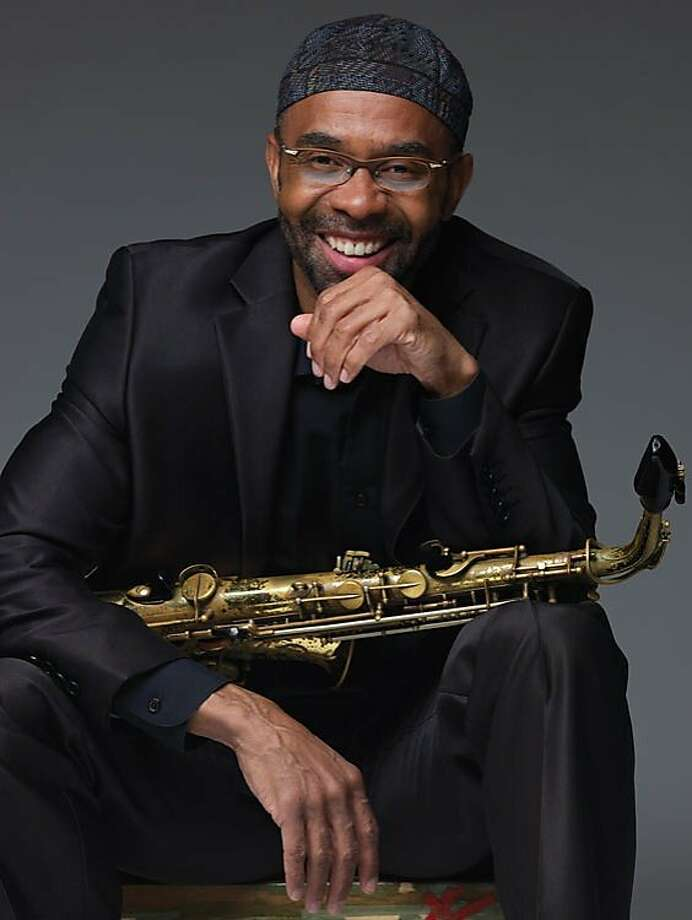 The Kenny Garrett Quartet performs at Yoshi's San Francisco on Saturday Photo: Mack Avenue Records