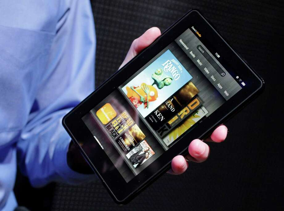 Target pulling the plug on Amazon's Kindle - San Antonio Express-News