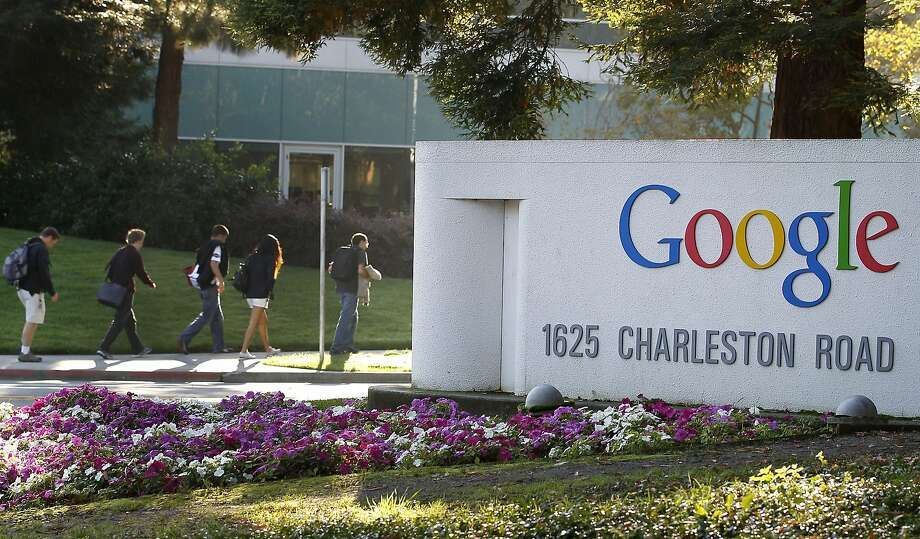 Google is a defendant in the lawsuit, along with Intel, Apple and Adobe. Photo: Tony Avelar, Bloomberg