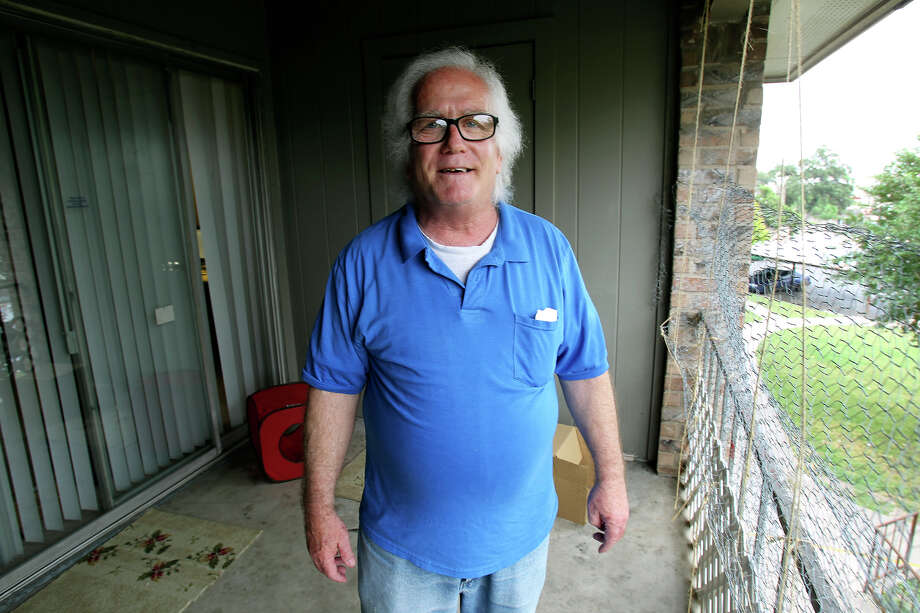 Patrick Greene, showered with kindness by an East Texas church, briefly declared faith in Jesus Christ. Photo: TOM REEL, San Antonio Express-News / San Antonio Express-News