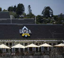 Mill Valley has been rated one of the top 20 best small towns in America by Smithsonian magazine. Dipsea Cafe is a popular choice in Mill Valley, California, on Friday, April 27th, 2012.