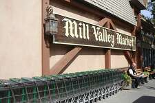 Mill Valley has been rated one of the top 20 best small towns in America by Smithsonian magazine. Mill Valley Market in downtown Mill Valley, California , on Friday, April 27th, 2012.