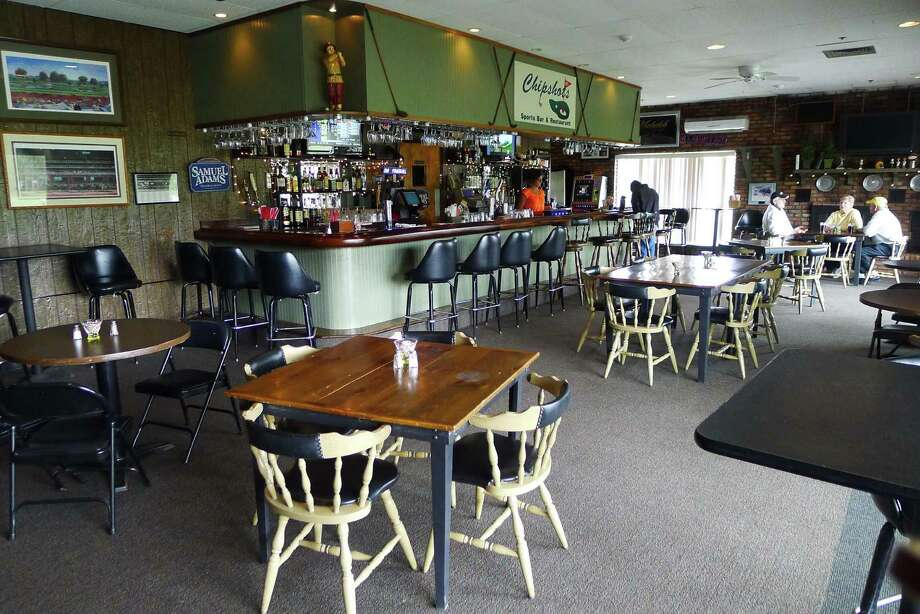 Chipshots Sports Bar & Restaurant at the Colonie Golf Course in Colonie N.Y. Wednesday May 2, 2012. (Michael P. Farrell/Times Union) Photo: Michael P. Farrell / 00017541A