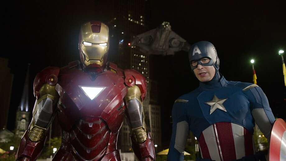 """The Avengers"" Photo: Associated Press"