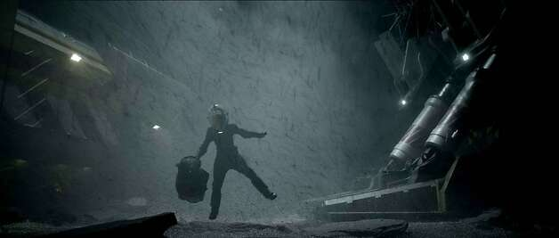 A scene from Prometheus, directed by Ridley Scott. Photo: Twentieth Century Fox