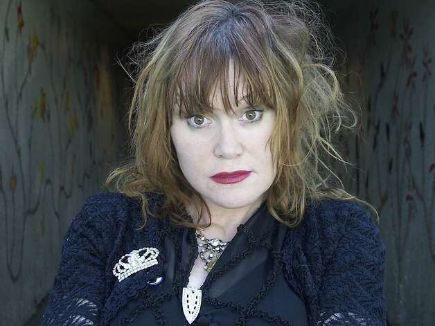 Exene Cervenka performs at 8 p.m. Nov. 8, 2009, at Slim's in San Francisco. Photo: J. Edge
