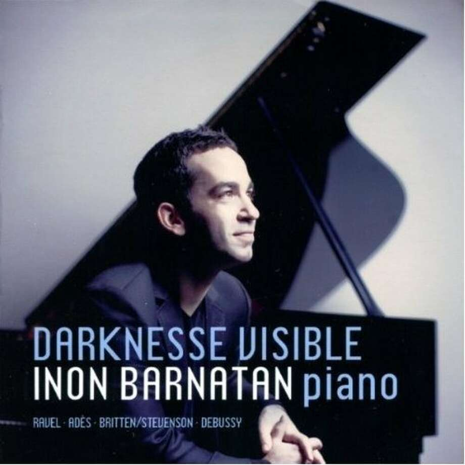 "CD cover ""Darkness Visible"" by Inon Barnatan Photo: Avie"