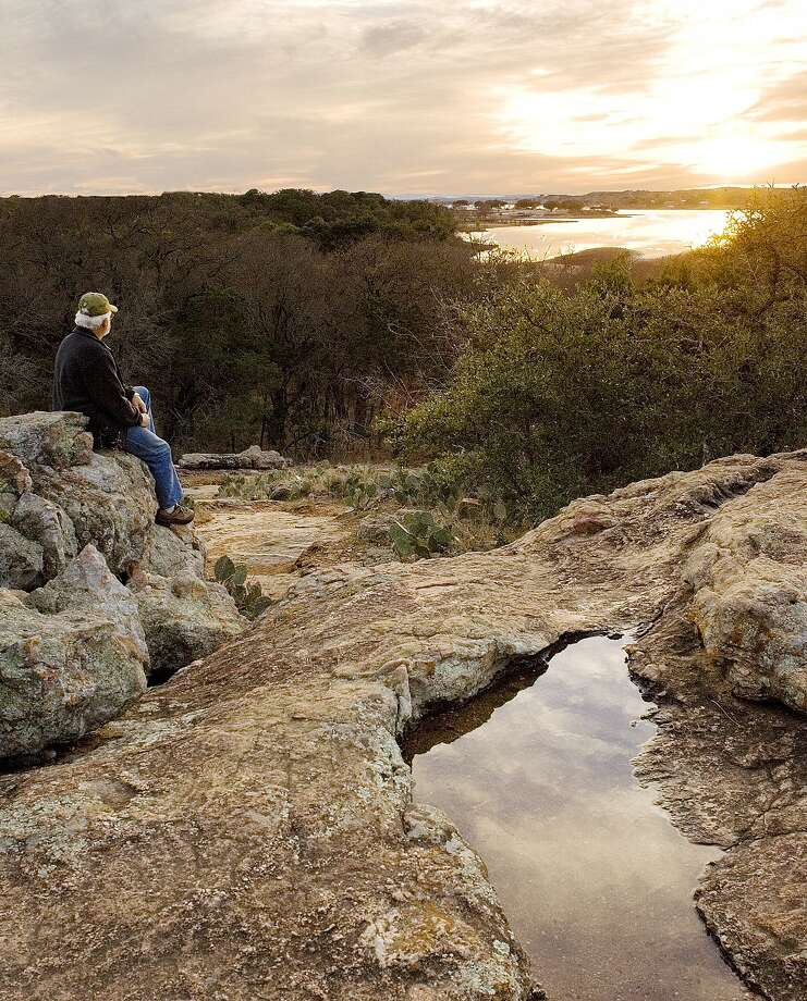 Visitation to Texas state parks such as Inks Lake, shown here, has increased as parts of the state have recovered from 2011's punishing drought and heat. Photo: Texas Parks And Wildlife Dept