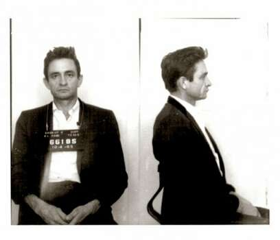 Johnny Cash's arrest by U.S. Customs agents in 1965 for possession of hundreds of pep pills and tranquilizers led to hundreds of awesome songs.