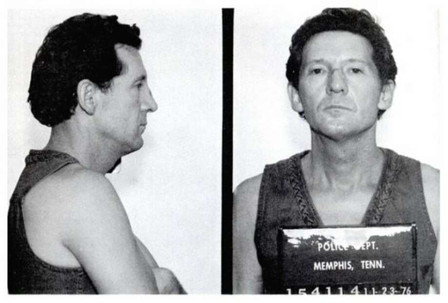 Jerry Lee Lewis (1976): Arrested in Memphis, Tennessee for waving a gun outside of Graceland and demanding an audience with Elvis. He should have brought cheeseburgers.
