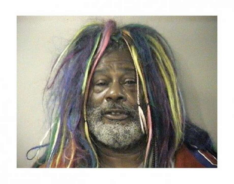 George Clinton (2003): The Parliament-Funkadelic mastermind, nailed for possession of cocaine and drug paraphernalia in Tallahassee, Florida. The hair was merely a crime against fashion.