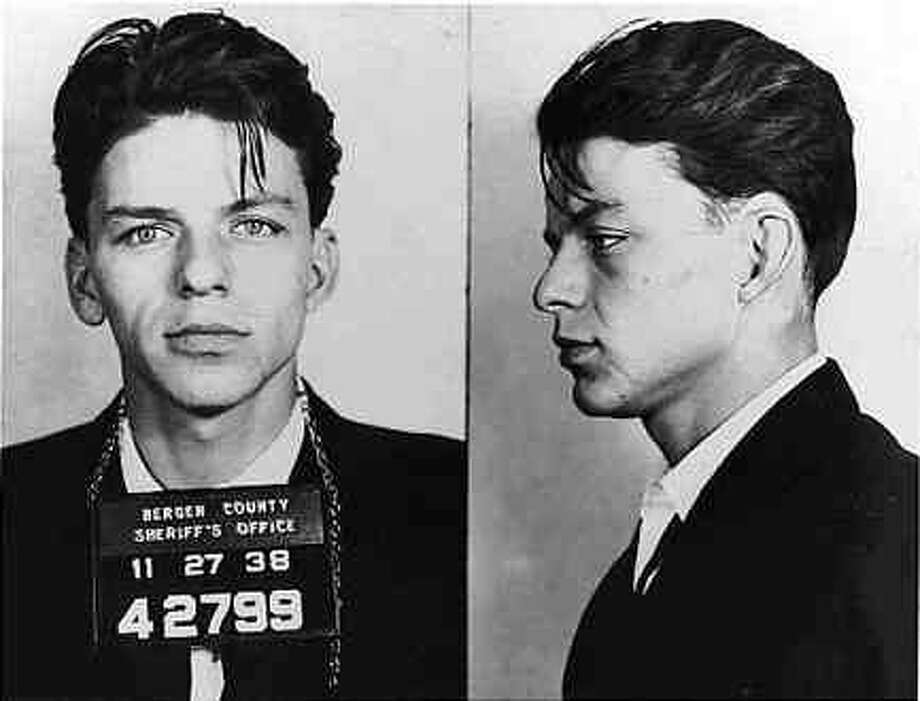 Frank Sinatra (1938): Charged with adultery, which also happened to be a favorite hobby.